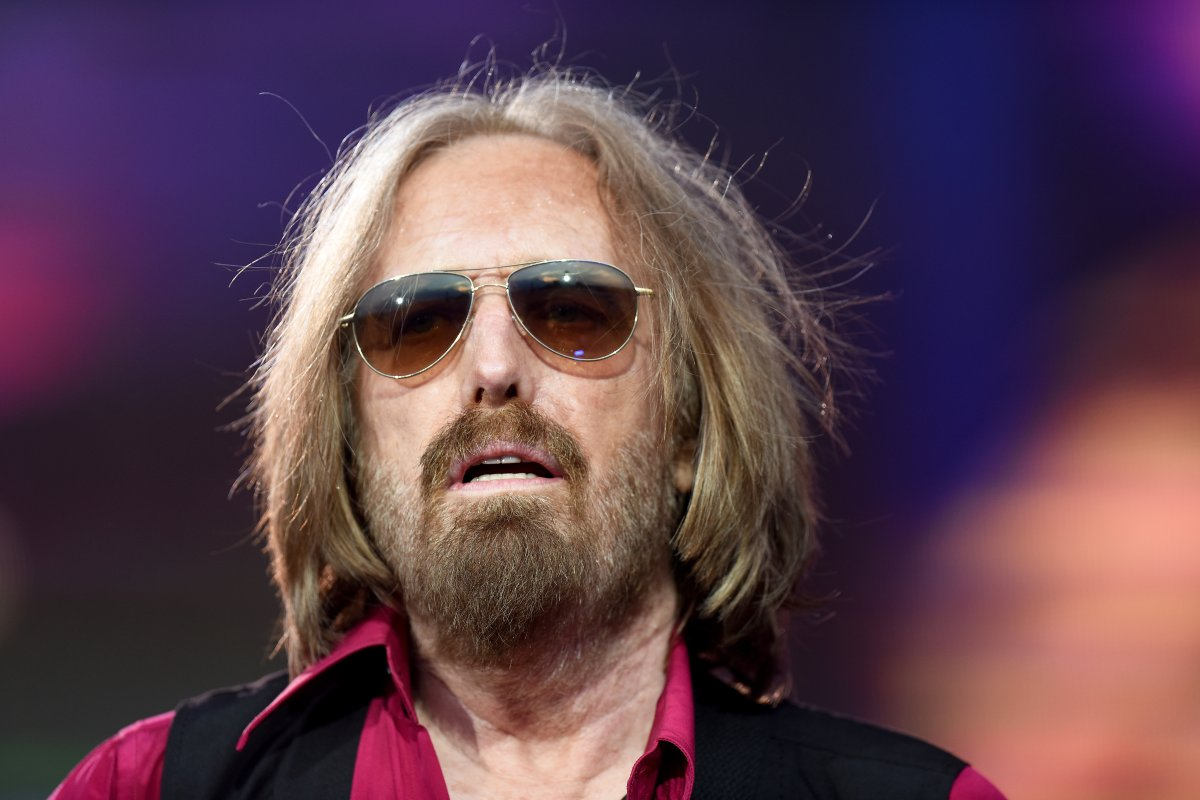 Tom Petty of Tom Petty & The Heartbreakers performs on stage at the Barclaycard Presents British Summer Time Festival in Hyde Park on July 9, 2017 in London, England.