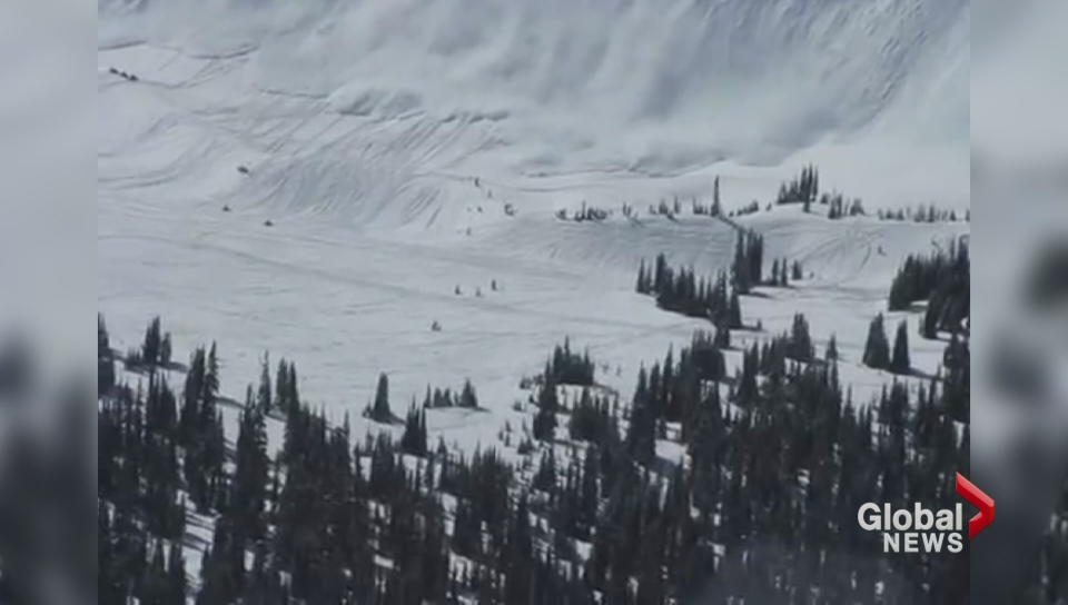 The body of a snowmobiler killed in an avalanche near Valemount, B.C. was recovered Dec. 31, 2016.