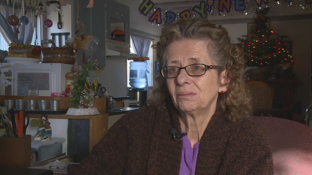 Harrietsfield, N.S., resident Marlene Brown has been fighting for clean drinking water for nearly three years.