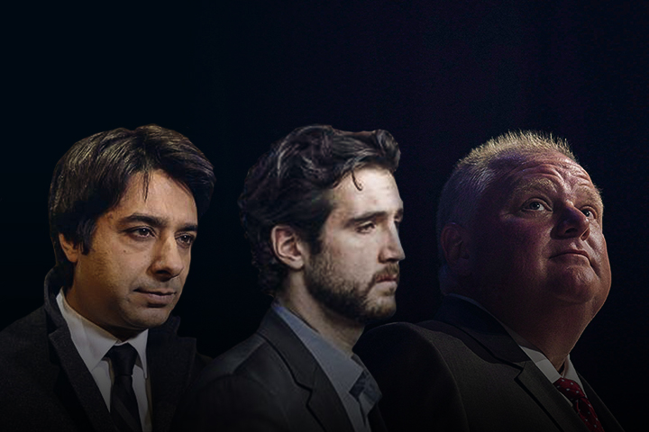 Jian Ghomeshi, Marco Muzzo and Rob Ford were among the most talked about local news stories in 2016.