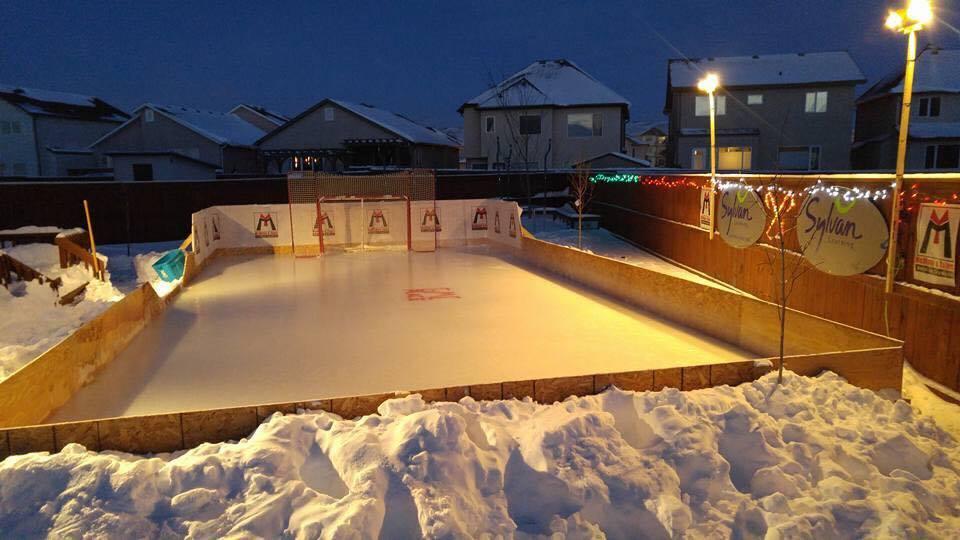 Vote: Manitoba's best backyard skating rink - Winnipeg ...