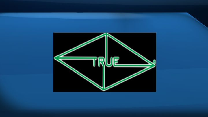 The logo for Wyoming-based True Cos. is shown.