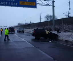 Continue reading: Serious crash on Hwy 427 sends two to hospital with life-threatening injuries