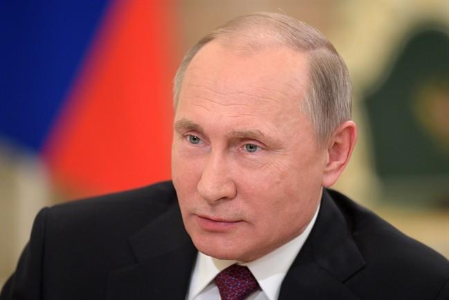Russian President Vladimir Putin believes the breakdown of the USSR was a disaster, a Kremlin spokesperson said Wednesday.