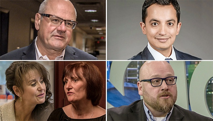 Gord Gillies sits down with some of Calgary's top newsmakers of 2016.