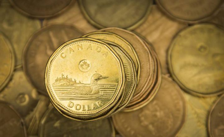 The Canadian dollar soared after the Bank of Canada announced an interest rate hike today, the second increase since July.