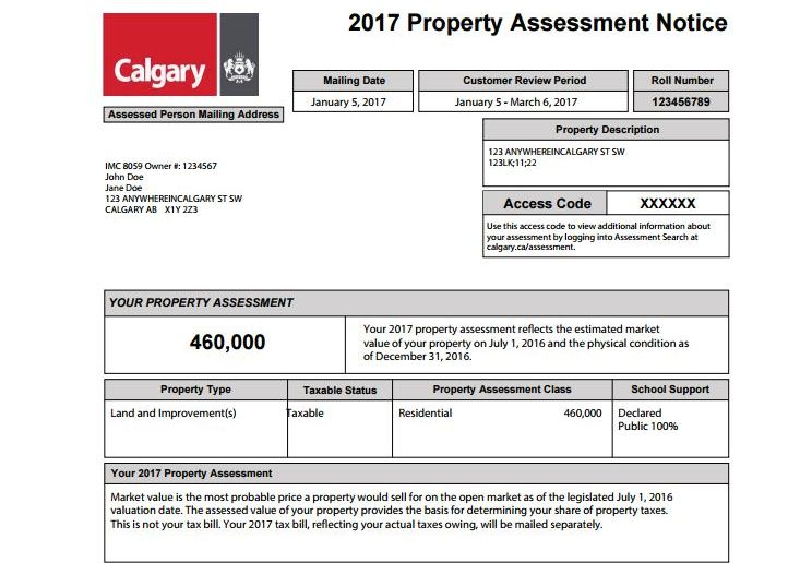 Calgary property tax assessments 2017: what you need to know ...