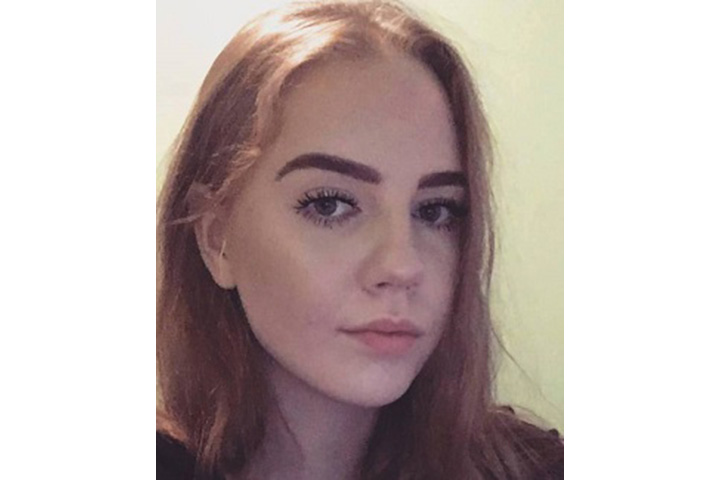Birna Brjansdottir, 20, was last seen on Jan. 14 after a night out at the bars in the country's capital of Reykjavik.