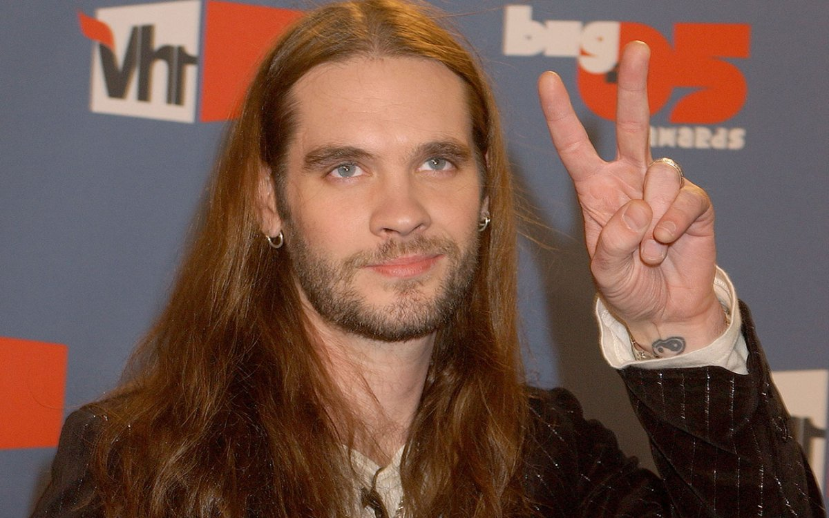 Bo Bice during VH1 Big in '05 - Arrivals at Sony Studios in Culver City, California, United States.