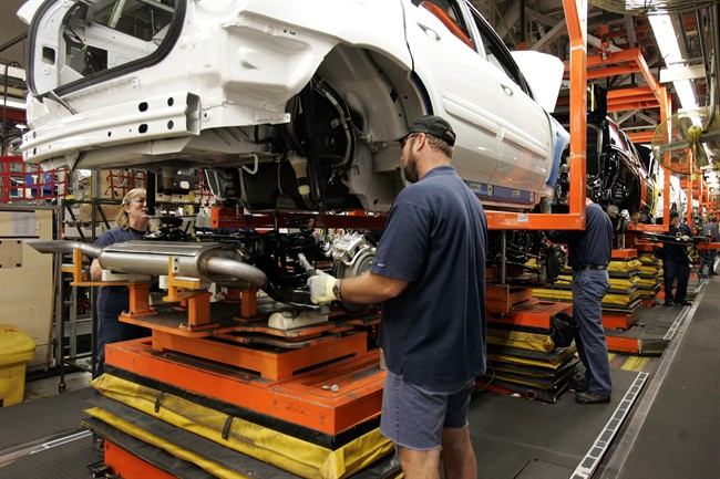 The Canadian economy posted solid data gains in August, driven by job growth in Ontario.