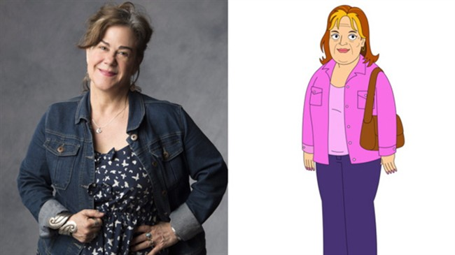 """Corinne Koslo has been cast as the voice of Emma Leroy in the upcoming animated version of """"Corner Gas."""""""