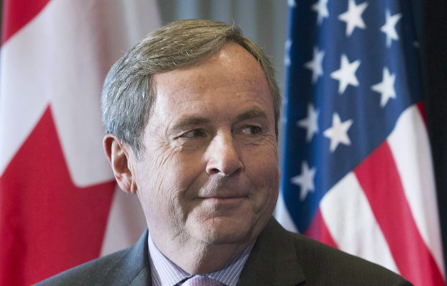 Canada's Ambassador to the Unitied States David MacNaughton says Canada could become collateral damage in Trump's trade war.