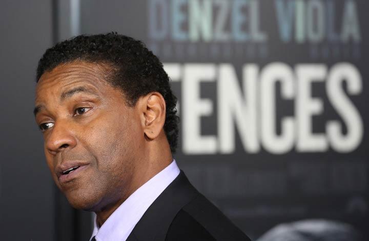 Denzel Washington's new film Fences has a Lloydminster connection.