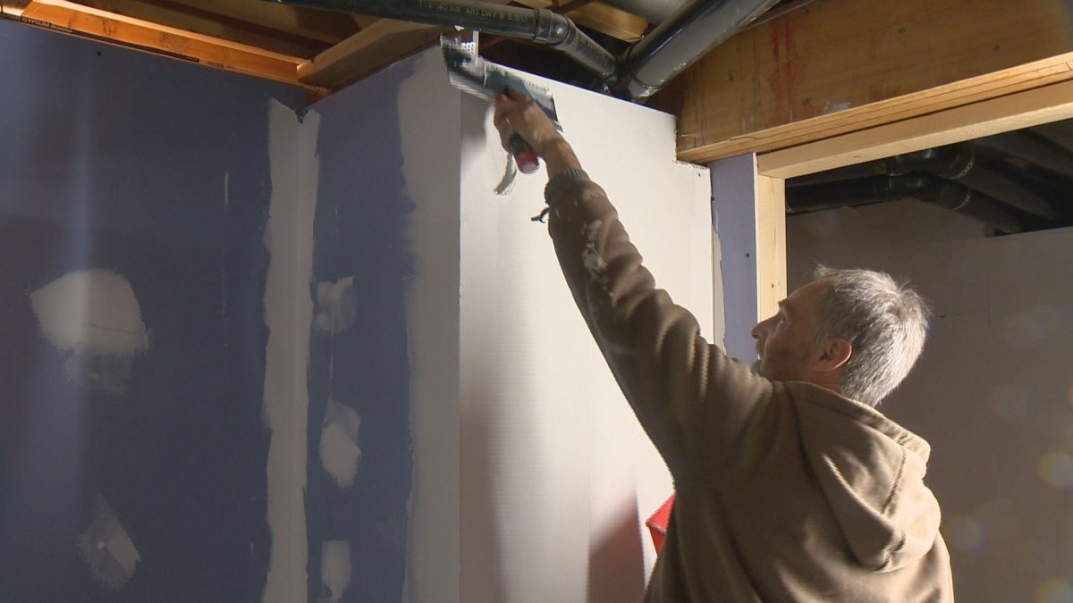 A tariff causing a spike in drywall prices could cause the price of new homes and renovations to increase.