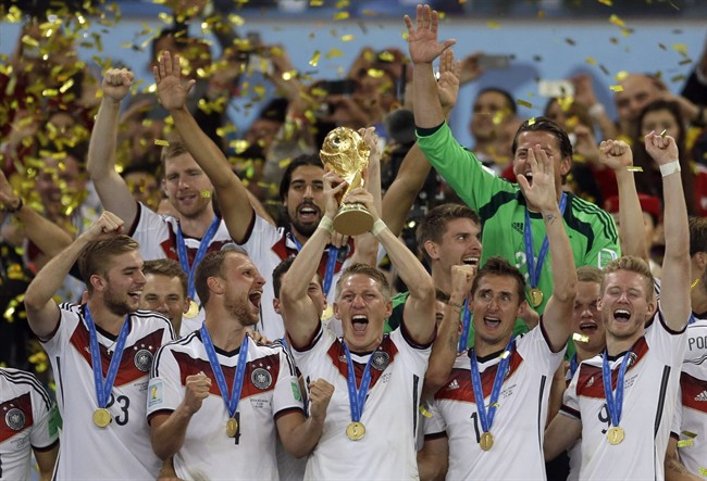 FIFA expands the World Cup from 32 teams to 48.
