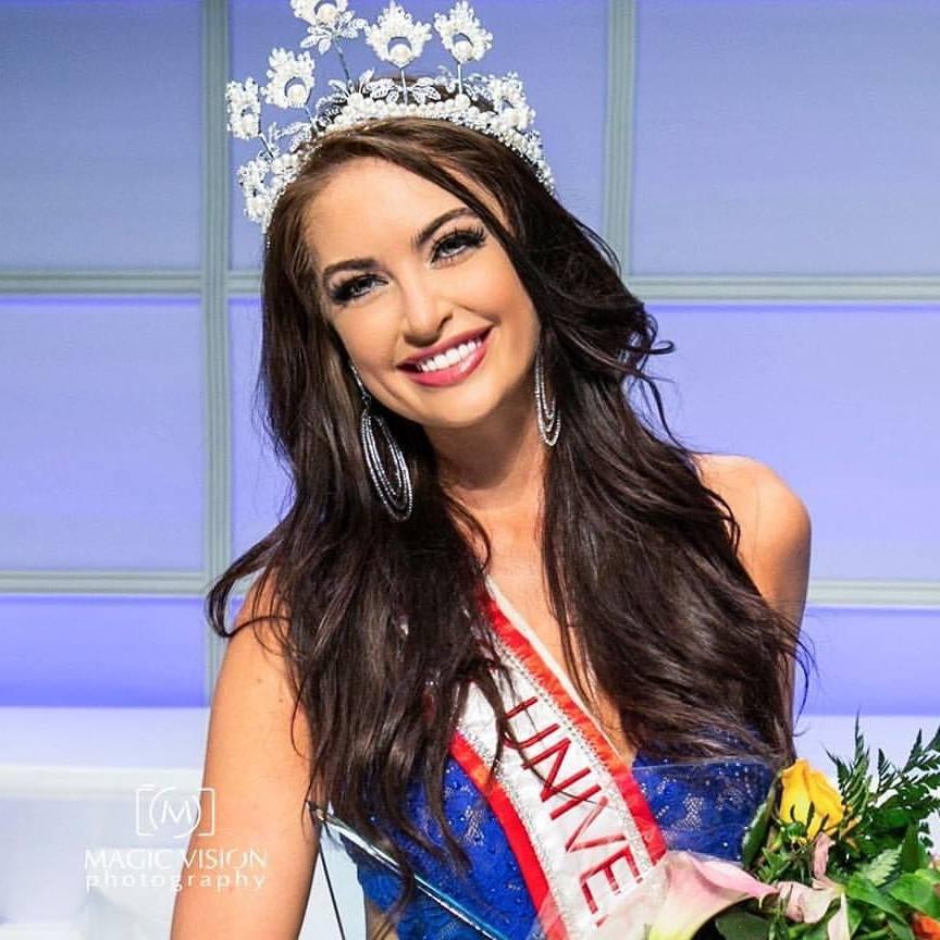 Miss Universe Canada Siera Bearchell.