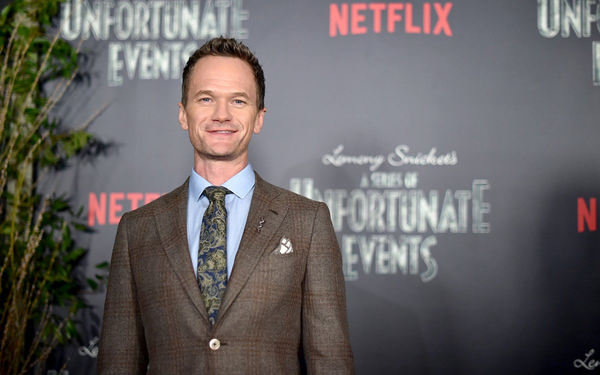 """Actor Neil Patrick Harris attends the """"Lemony Snicket's A Series Of Unfortunate Events"""" Screening at AMC Lincoln Square Theater on January 11, 2017 in New York City."""
