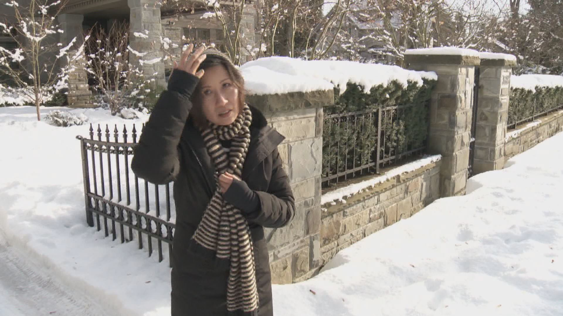 shaughnessy snow