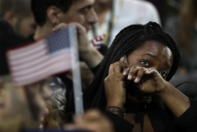 Young Americans have a deeply pessimistic view about Trump's incoming administration, with young blacks, Latinos and Asian Americans particularly concerned about what's to come in the next four years, according to a new poll.