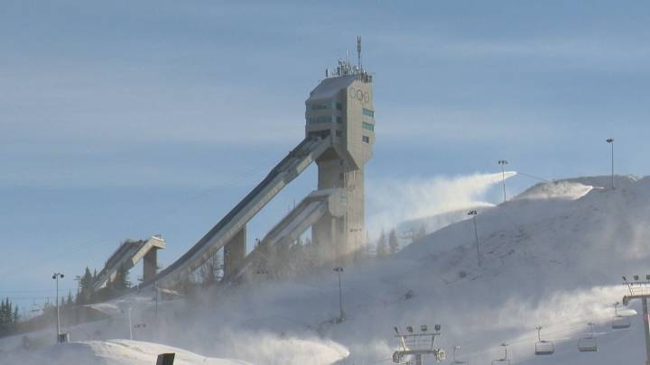 FILE: Canada Olympic Park in Calgary.
