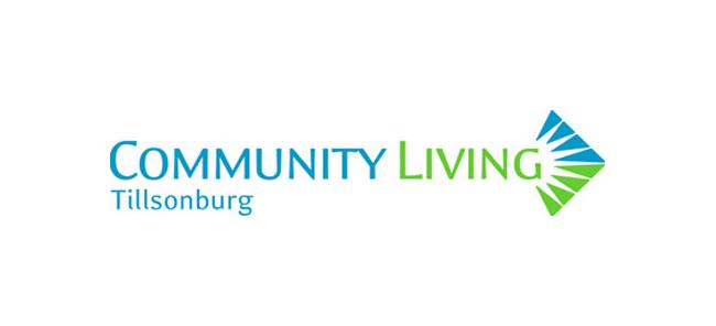 Community Living Tillsonburg logo.