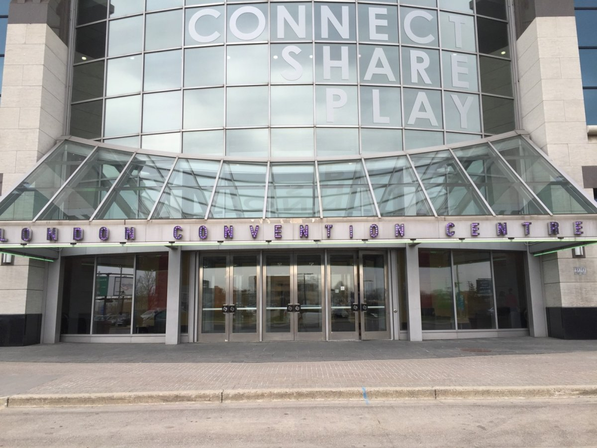 The London Convention Centre is 25 years old, and is in need of some upgrades according to an ask that'll be heard at the committee-level next week.