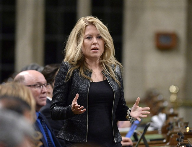 Conservative MP Michelle Rempel Garner is one of four signatories to the Buffalo Declaration.