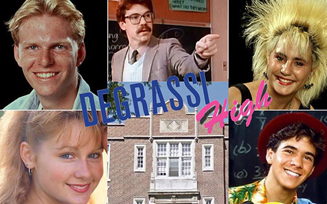 'Degrassi High' reunion: Cast members joining together for Canada-wide ComiCon tour - image