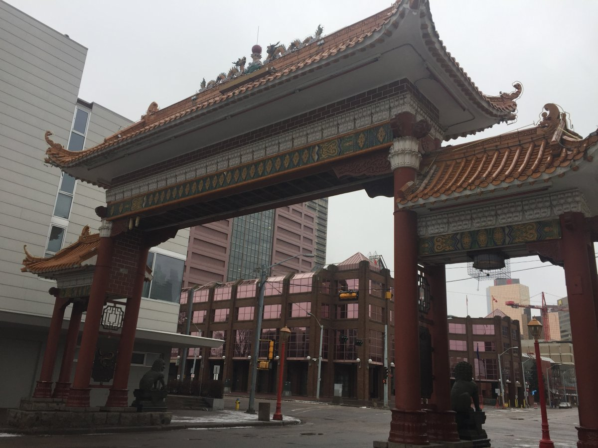 The Harbin Gate will be moved from its home of 30 years, to make way for LRT construction.