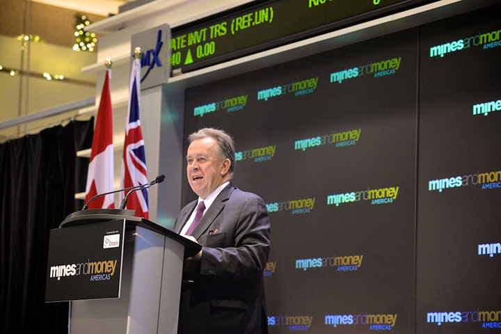 Ontario Minister of Northern Development and Mines Michael Gravelle is temporarily stepping aside as he deal with depression.