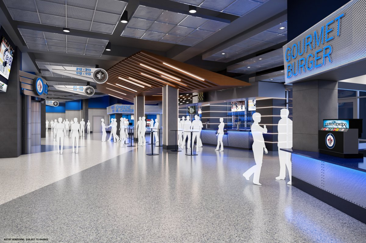 The MTS Centre is about to undergo major renovations.