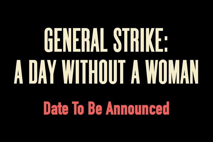 Will you go on strike?.
