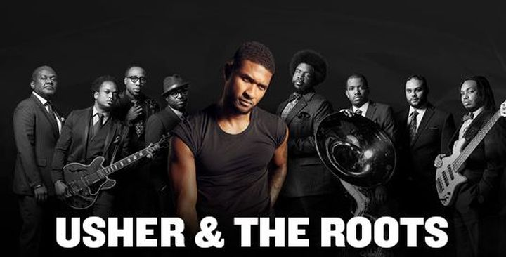 Usher and The Roots are coming to Calgary during Stampede 2017.