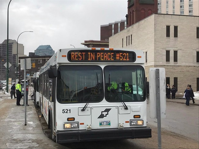 New security measures announced today stem from the February 2017 death of Transit driver Irvine Jubal Fraser.