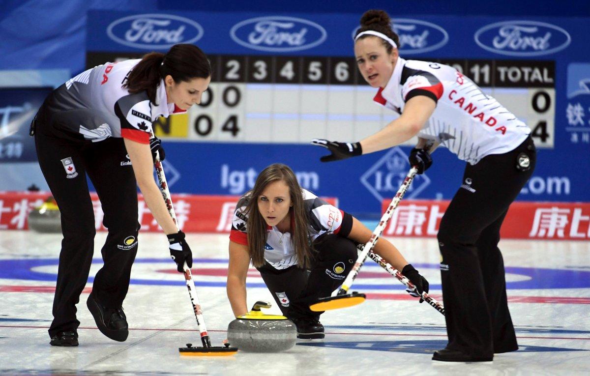 Rachel Homan Wins Gold For Canada At World Women S Curling Championship 2017 National Globalnews Ca
