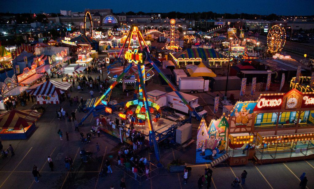 The Western Fair as seen in September 2010.