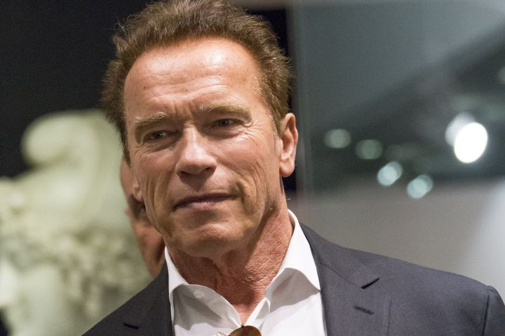 Arnold Schwarzenegger admits he regrets affair with housekeeper - image