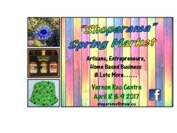 """Continue reading: """"The Shoparama"""" Spring Market"""