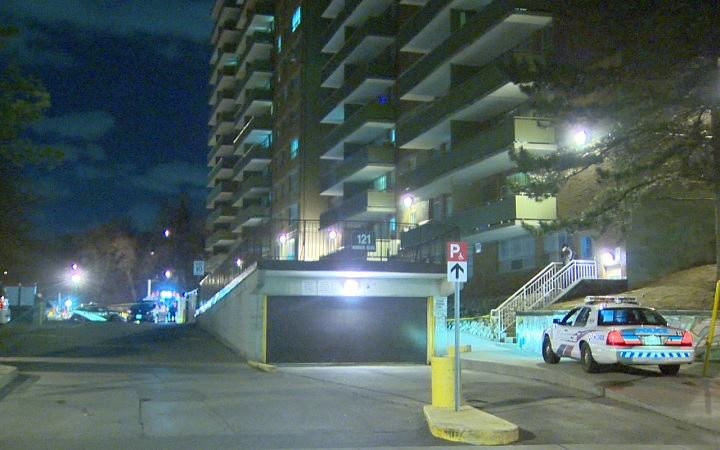 SIU investigating death of a man at a west-end apartment building on March 8, 2017.