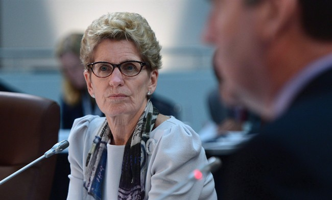 U.S. political leaders are showing a better-than-expected understanding of how important trade with Canada is to the health of the American auto sector, Ontario Premier Kathleen Wynne said Friday.