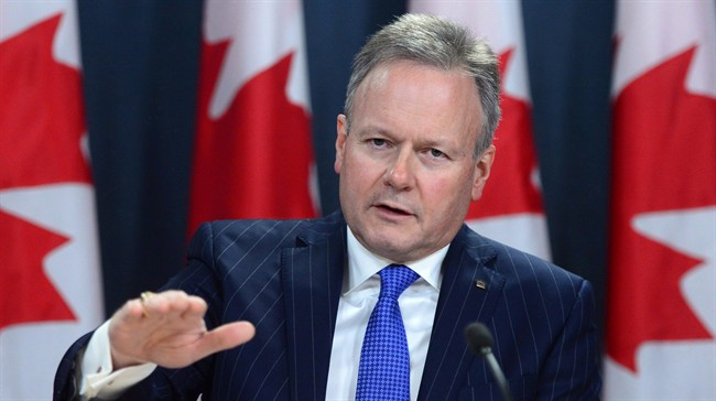 Bank of Canada governor Stephen Poloz is widely expected to announce an interest rate increase on July 12.