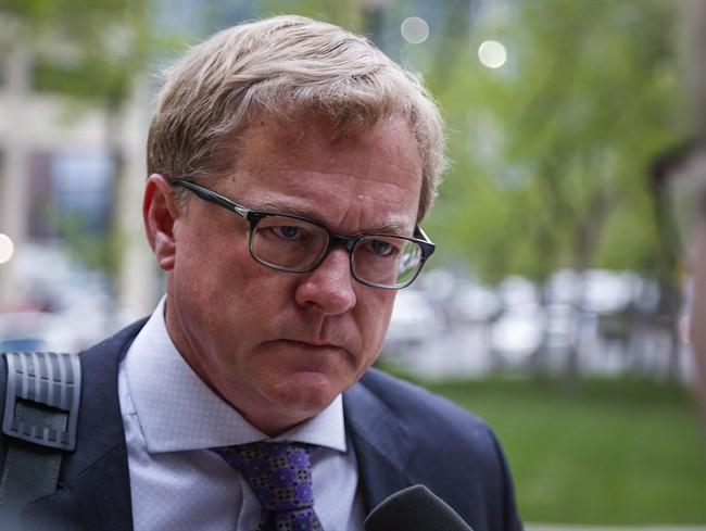 File: Alberta Minister of Education David Eggen.
