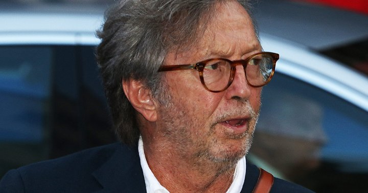 Eric Clapton seen in wheelchair after cancelling shows due to ...