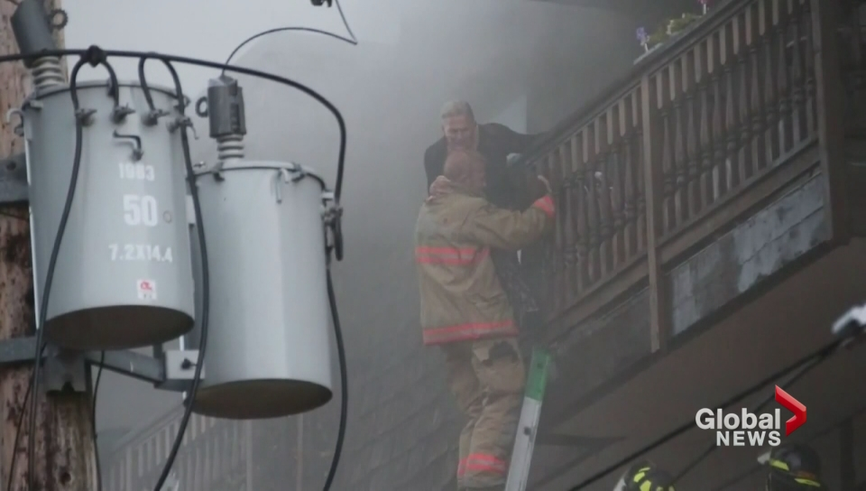 Vancouver Fire & Rescue Services Chief Darrell Reid said their firefighters are becoming more aware of mental health issues within the work place.