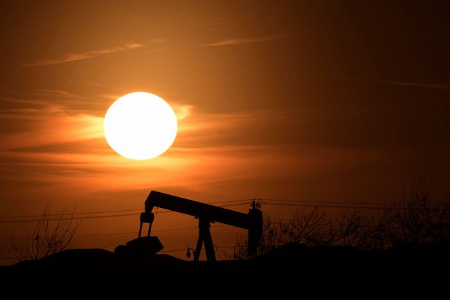 Oil prices are up amid the news that Russia and Saudi Arabia are backing an extension of oil output cuts.