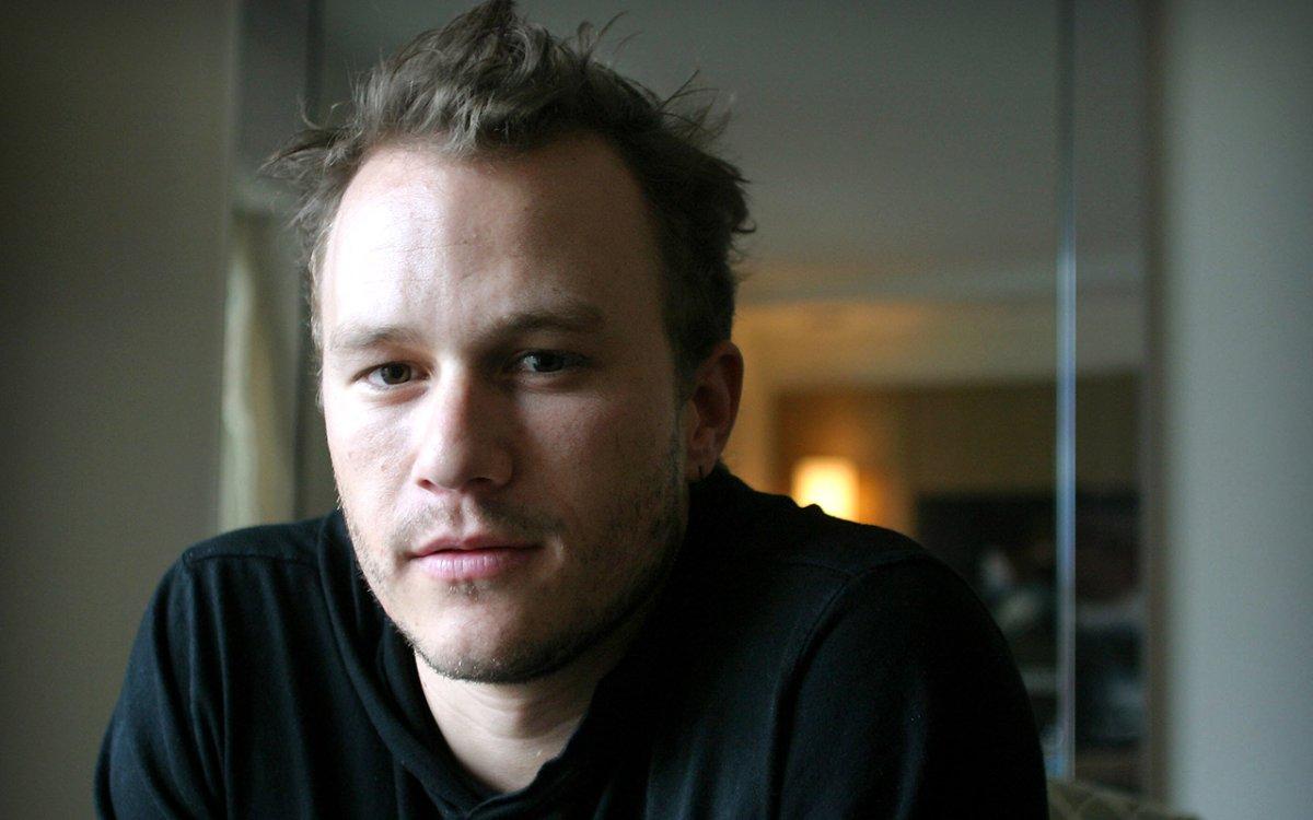 Australian actor Heath Ledger promotes Brokeback Mountain at the Park Hyatt on January 13, 2006 in Sydney, Australia.