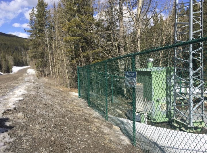 FILE: Husky Energy site.
