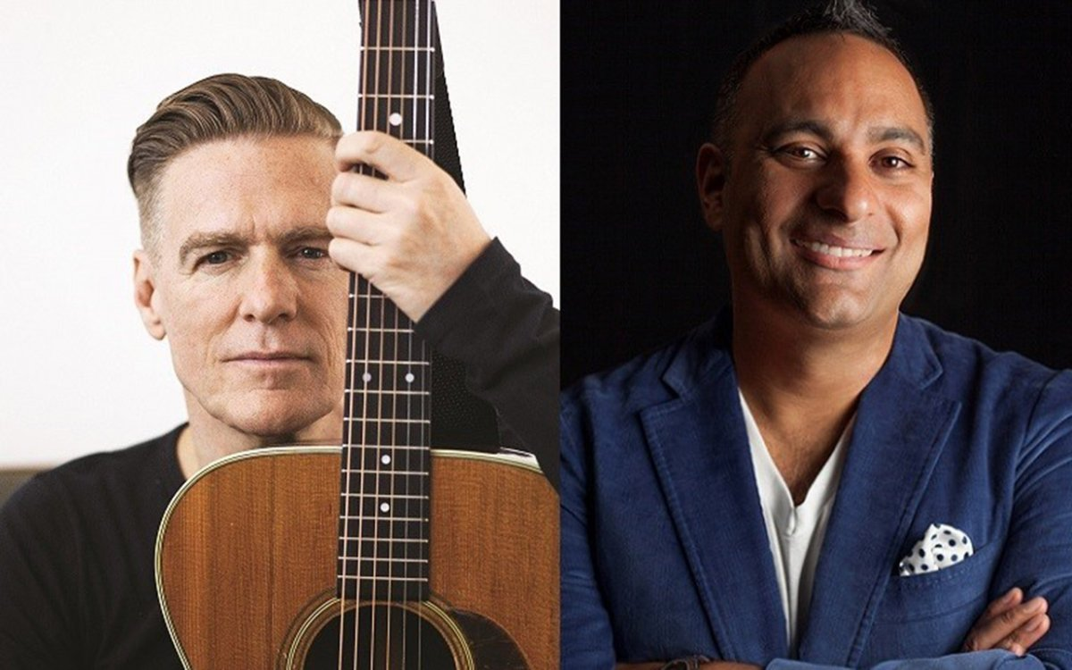 Bryan Adams, Russell Peters to co-host 2017 Juno Awards - image