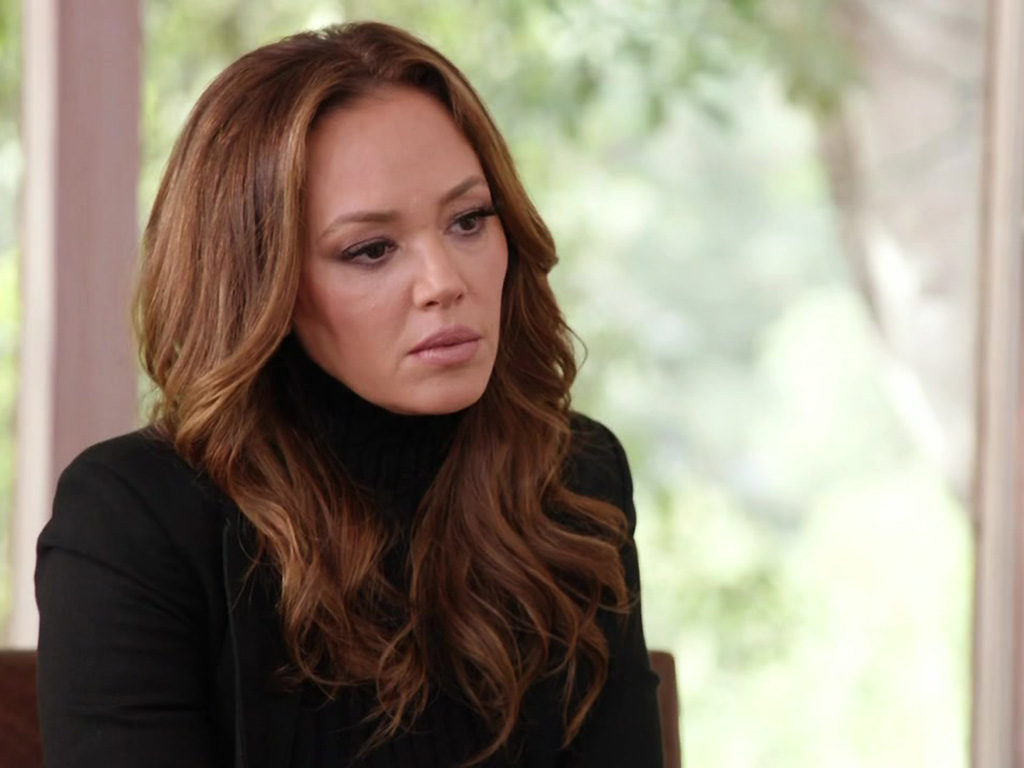 Leah Remini in 'Scientology and the Aftermath'