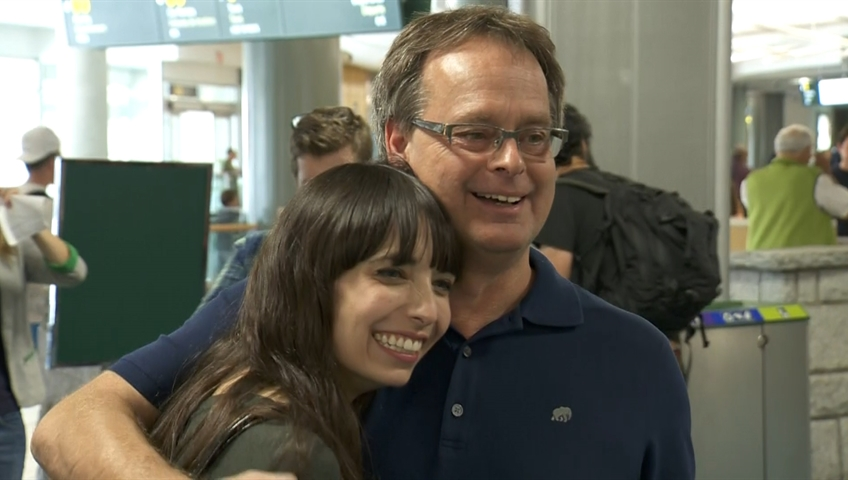 Marc and Jodie Emery.